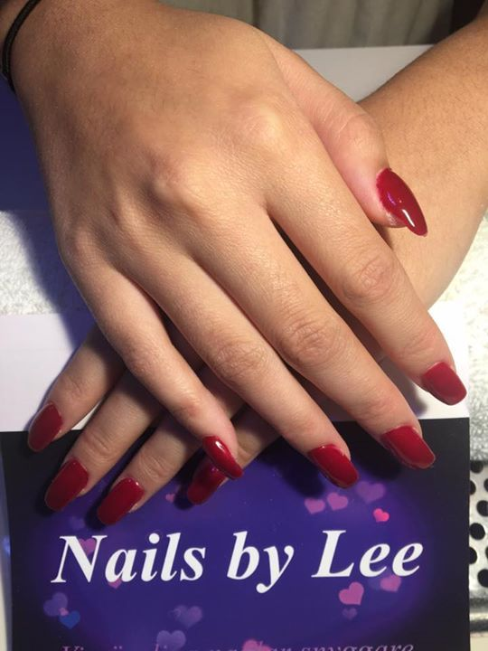 nails by lee stockholm